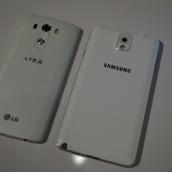 LG G3 Comparison - 5