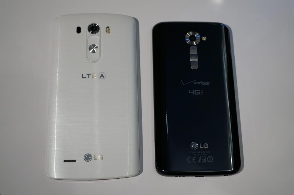 LG G3 Comparison - 6