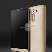 LG G3 Press Render - 2