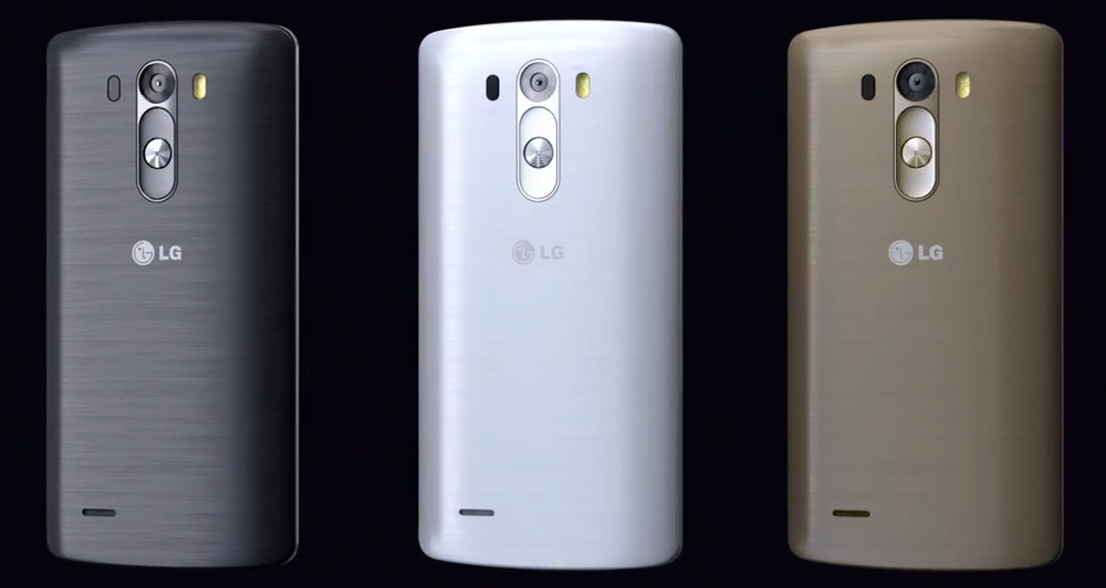 LG G3 Promo Video Hypes Laser Auto Focus, Quad HD ...