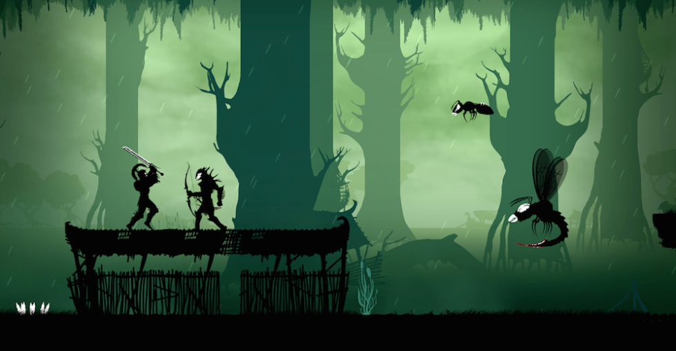 Dark Lands Arrives on Google Play, a Side-scrolling Mix of