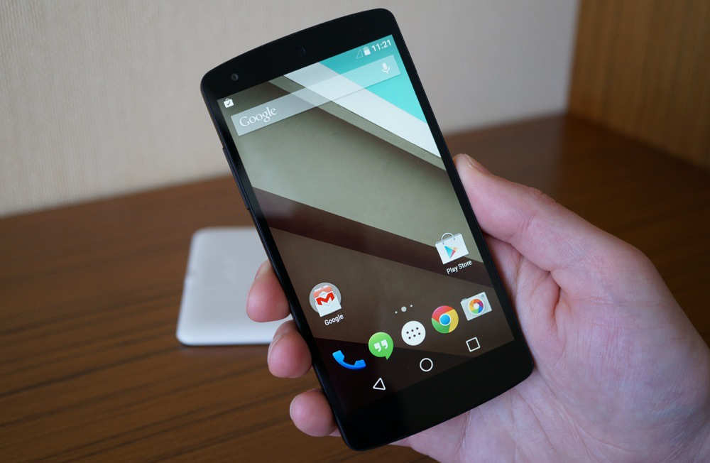 Android L - 3