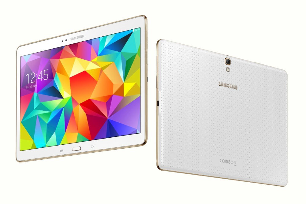 Samsung Announces Galaxy Tab S 10.5 and Tab S 8.4, Both Feature Super ...