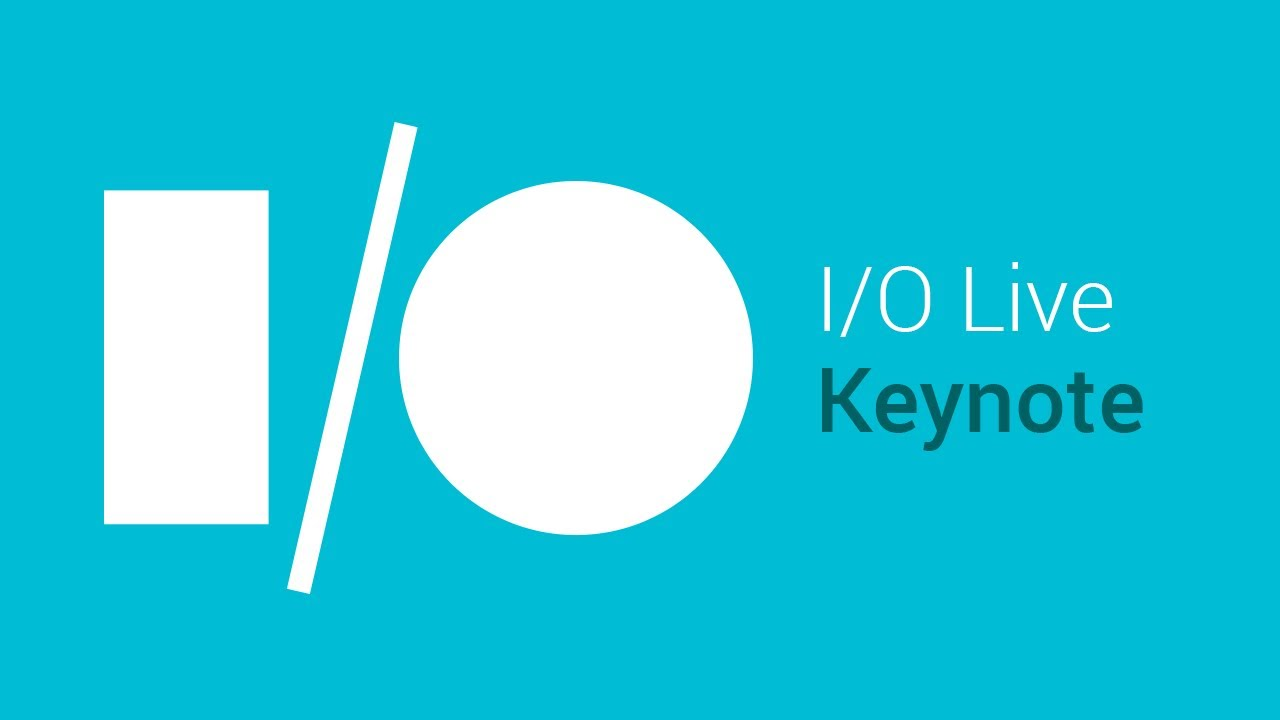Google I/O 2014 - Keynote