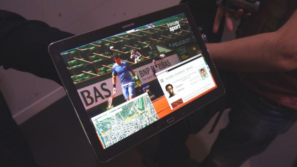 Samsung Tab 4K