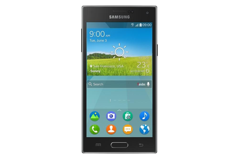 Samsung Z_Front_Black