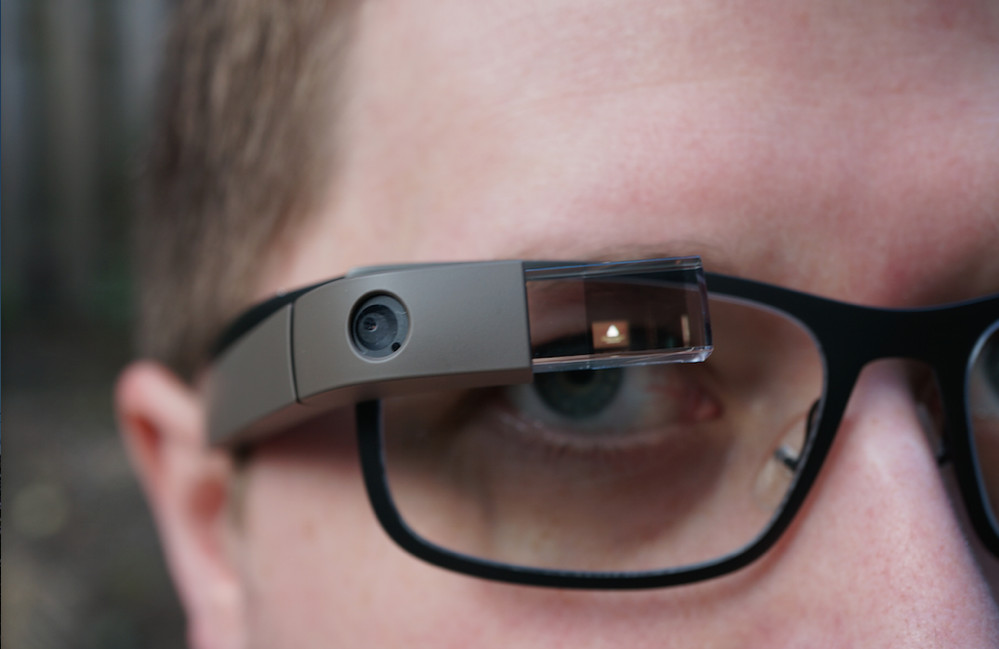 """The Daily Show Hilariously Takes on Google Glass """"Eye ..."""