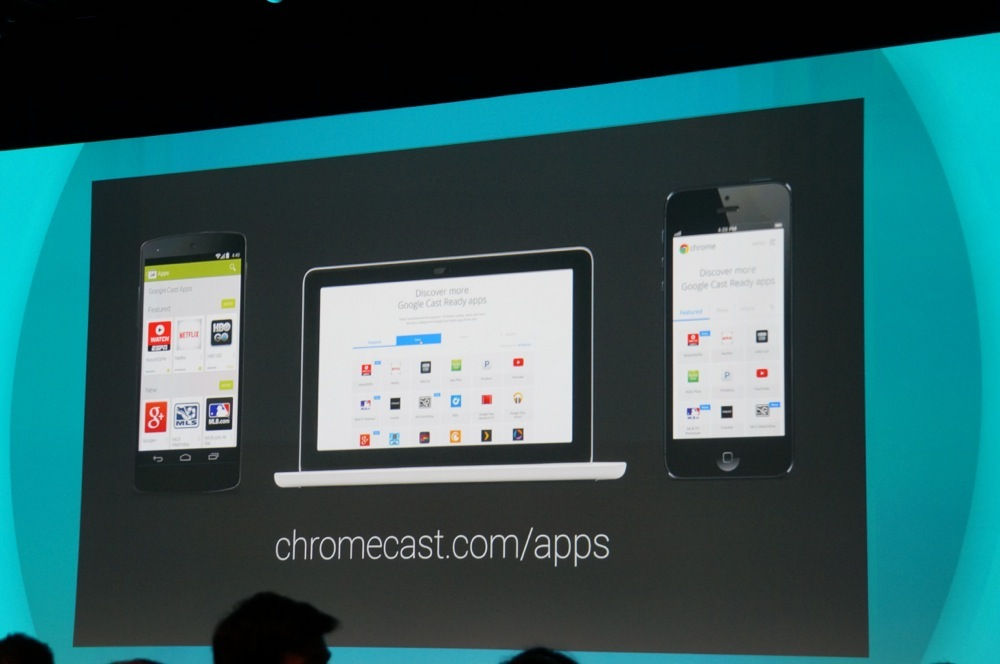 Chromecast Getting Android Device Mirroring And More ...