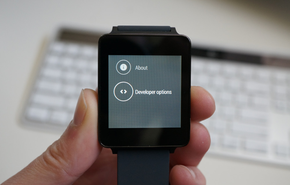 ANDROID WEAR DEBUGGIN