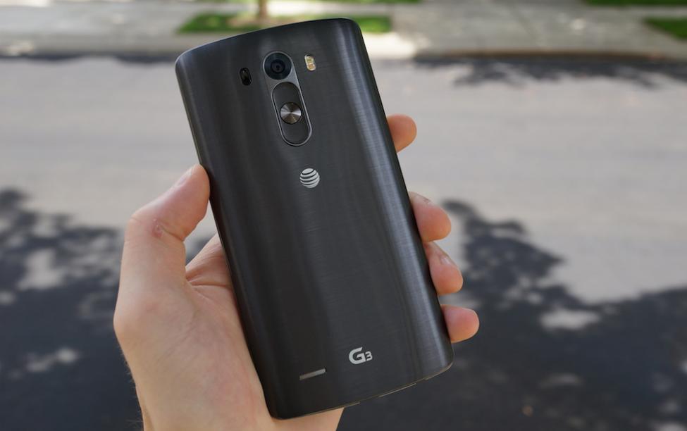 ATT LG G3