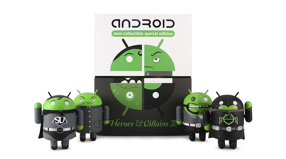 Android Minis