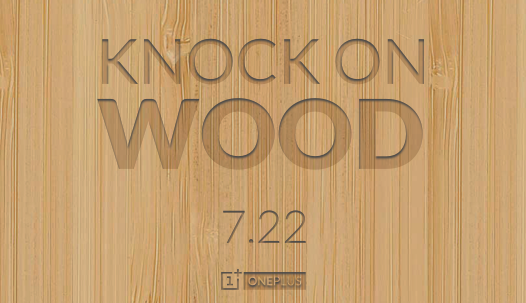 OnePlus Wood