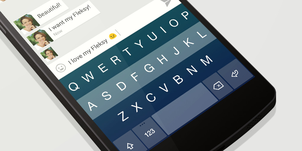 Fleksy, popular Android and iOS keyboard, has been acquired by Pinterest