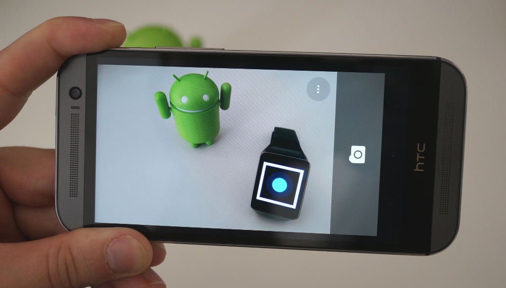 Google Camera Android Wear Header