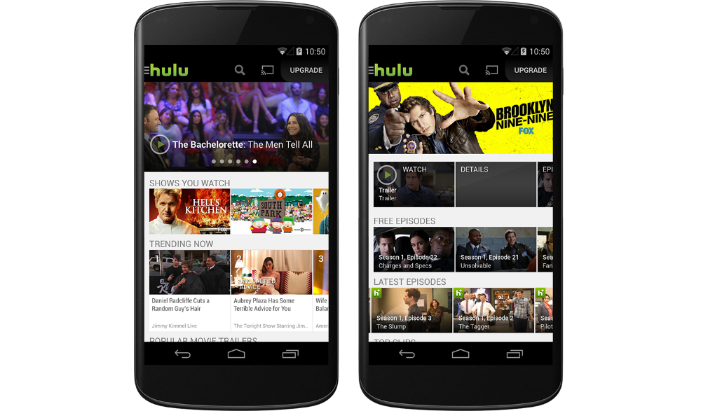 Hulu Plus Brings Free Content to Android Users in Latest ...