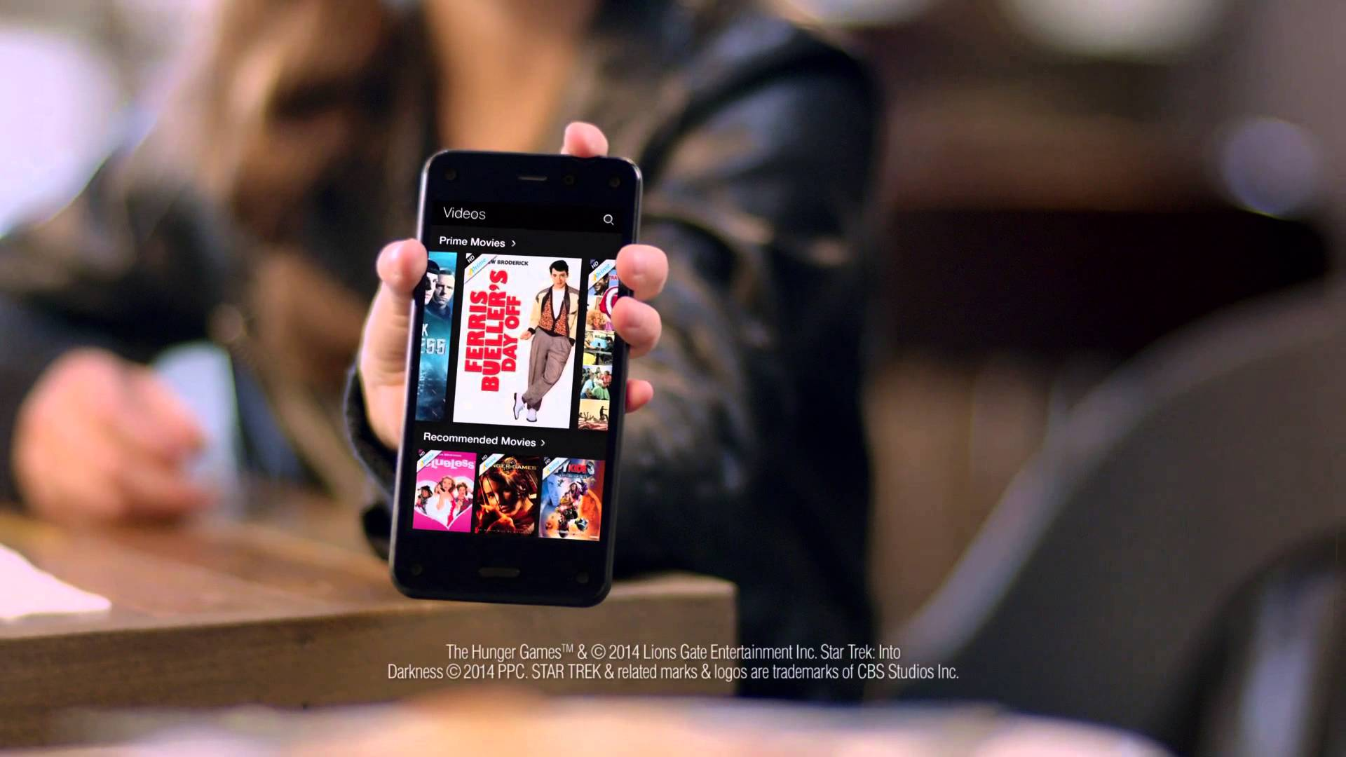 Introducing Amazon Fire Phone -- Includes One Year of Prime