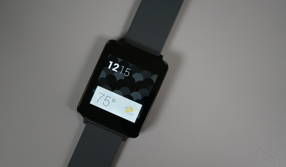 LG G Watch Android Wear