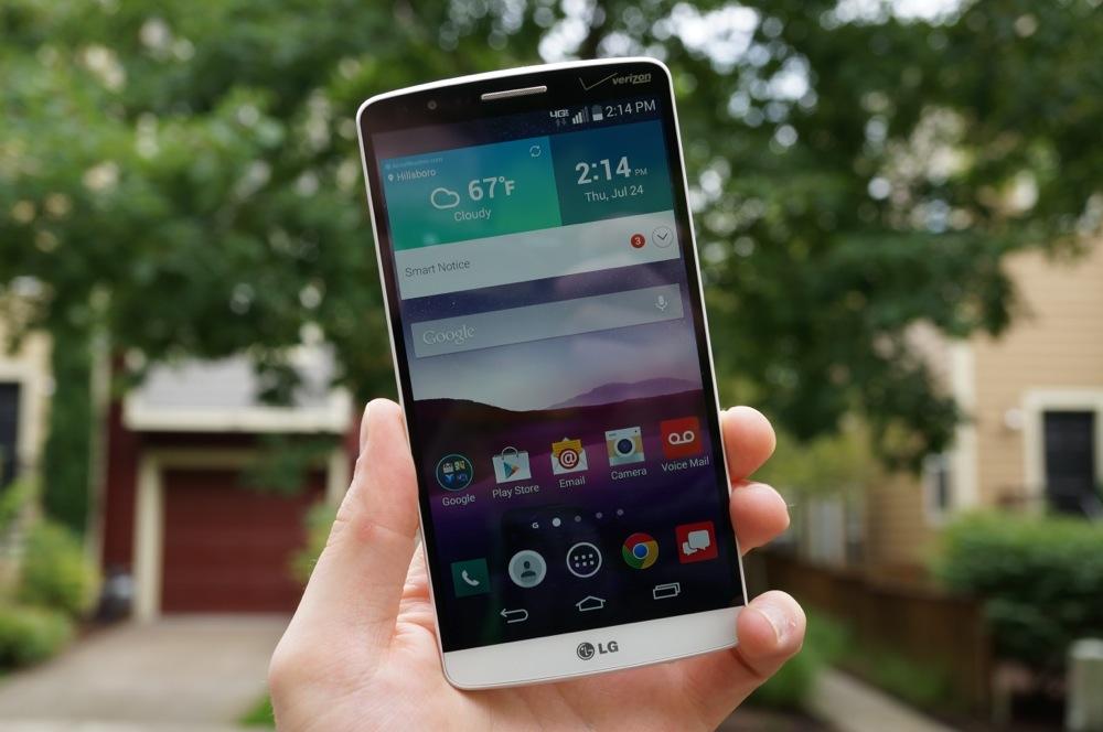 LG G3 Verizon - 4