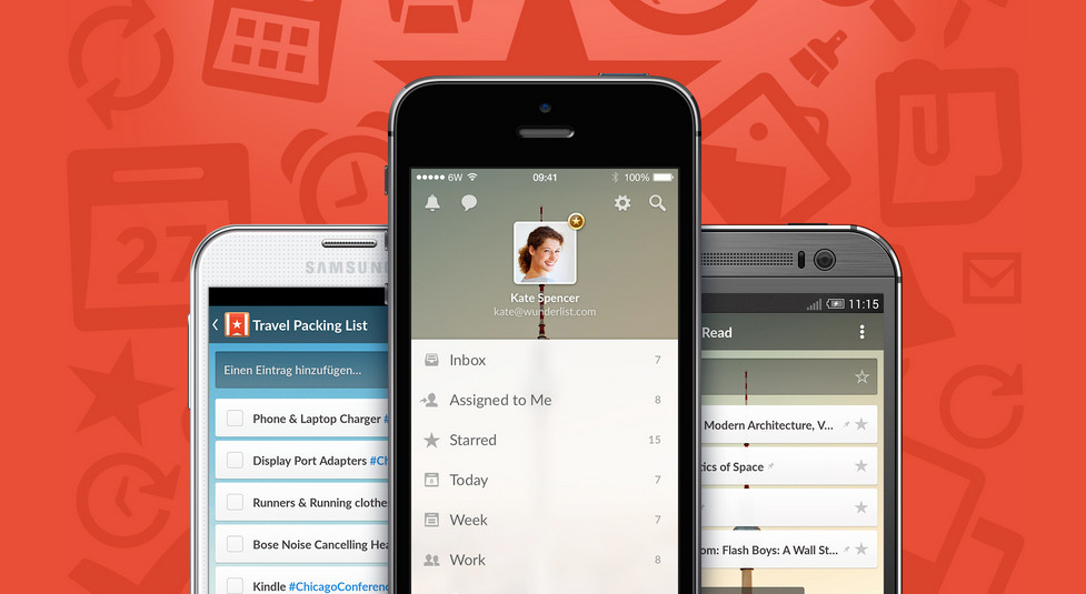 Wunderlist 3 Update Hits Google Play, Features Real-time Sync and