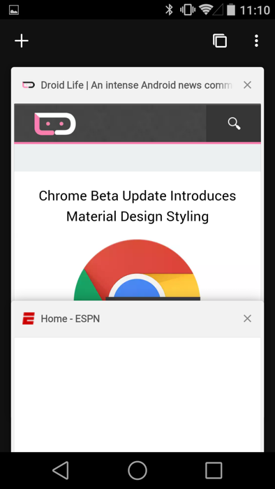 chrome beta2