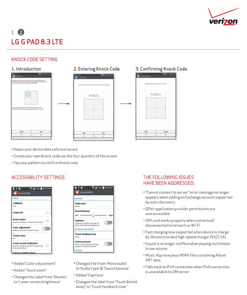 lg g pad update1