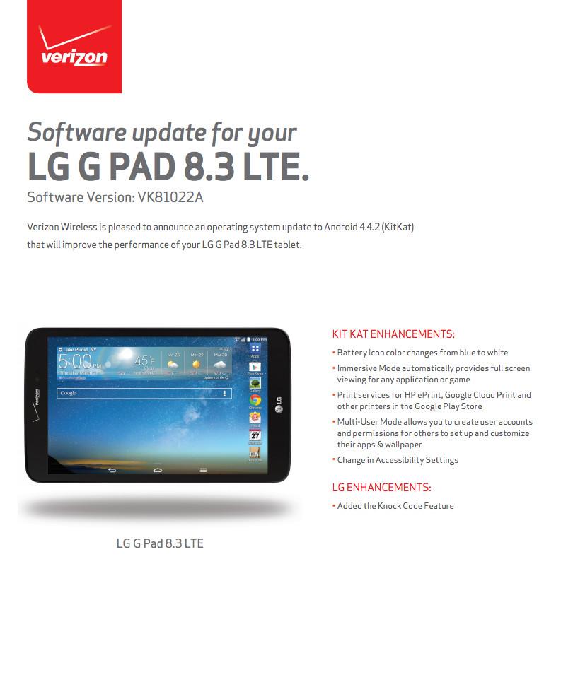 lg g pad update2