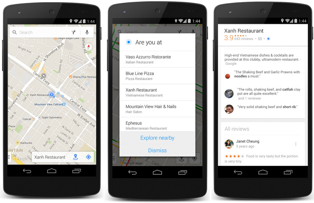 Google Maps Introduces Explore on to Help You Discover ... on bing explore, flickr explore, google plus explore,