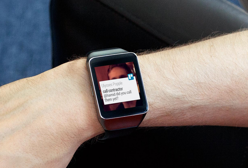 trello android wear