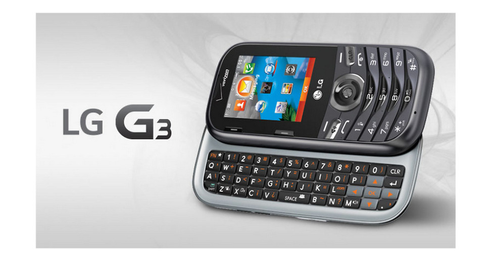 meet 5379c d4948 Verizon's LG G3 to Feature Innovative, Exclusive QWERTY Slider ...