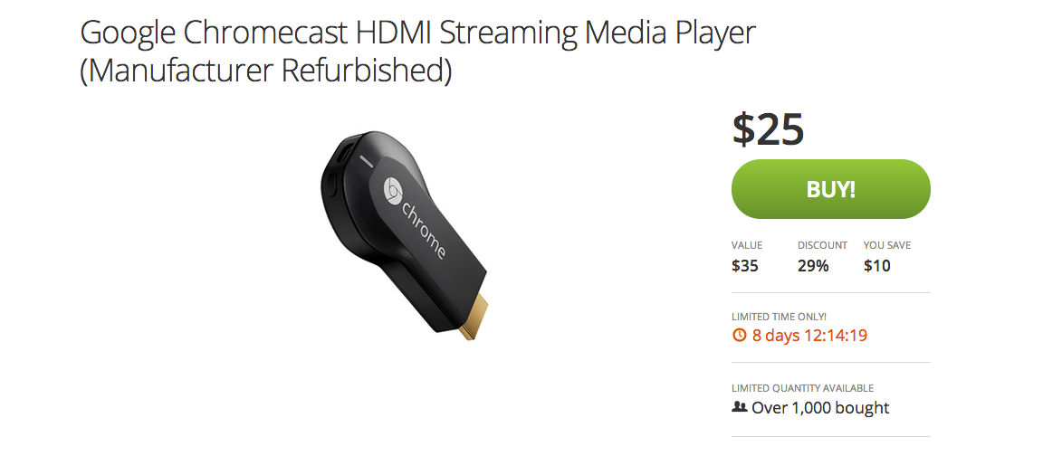 Google_Chromecast__Refurbished__Deal_of_the_Day___Groupon