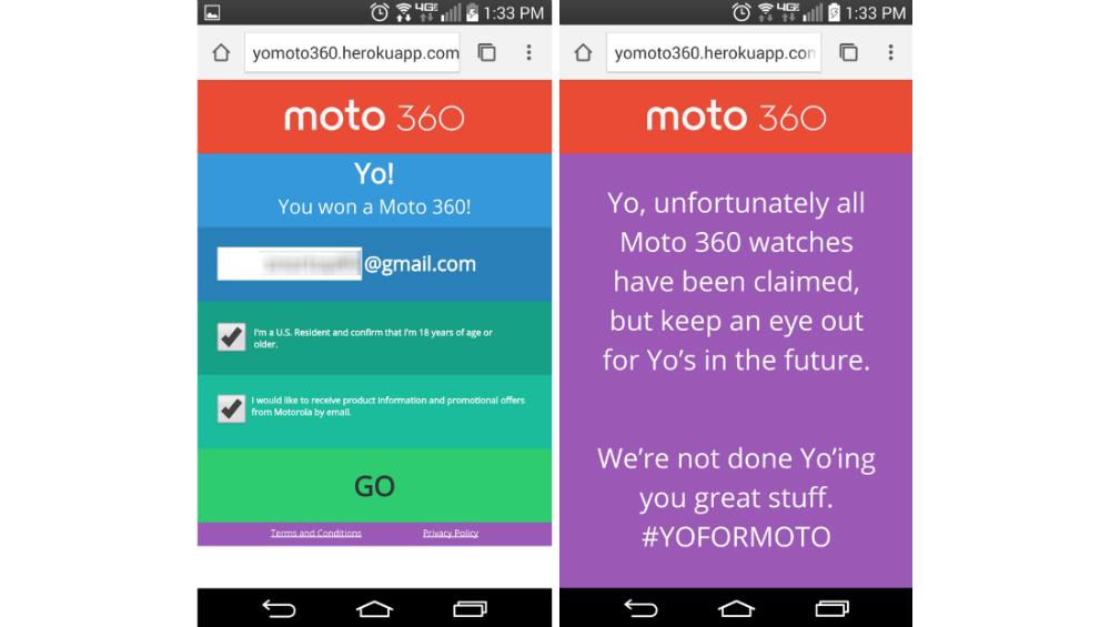 Moto 360 Yo 2