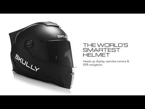 SKULLY AR-1: Rebel Innovation