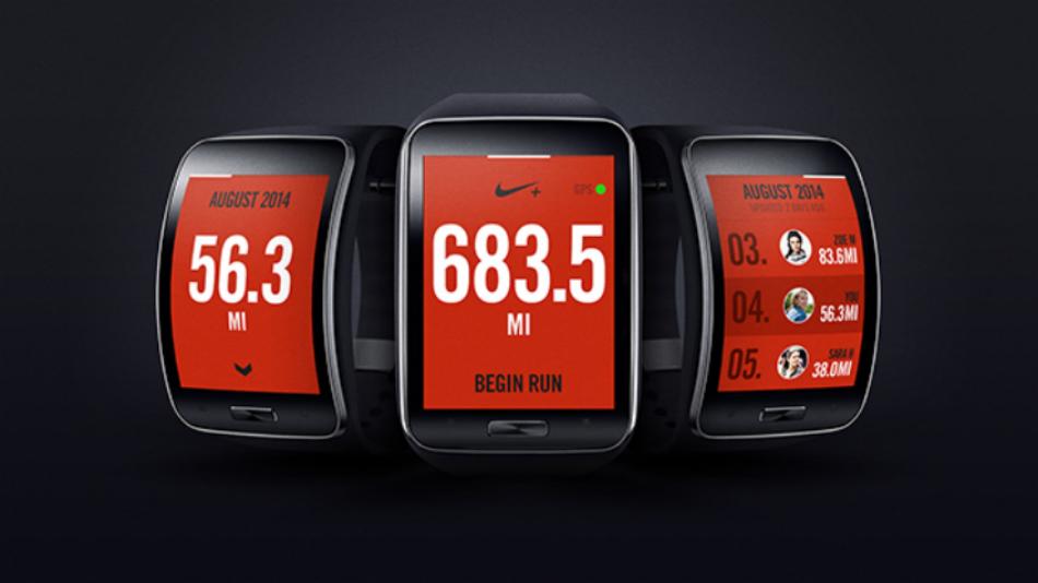 Samsung Nike Plus