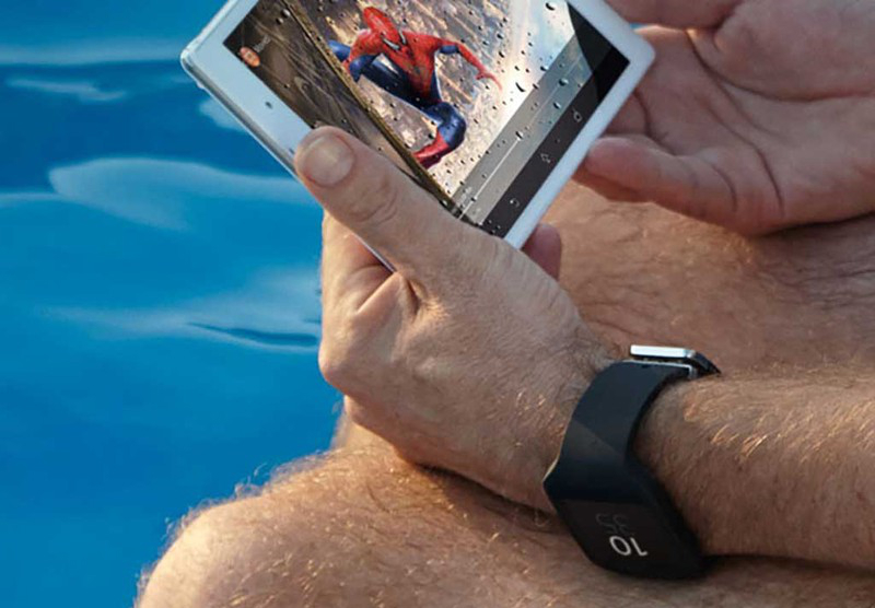 Sony Tablet Smartwatch Android Wear