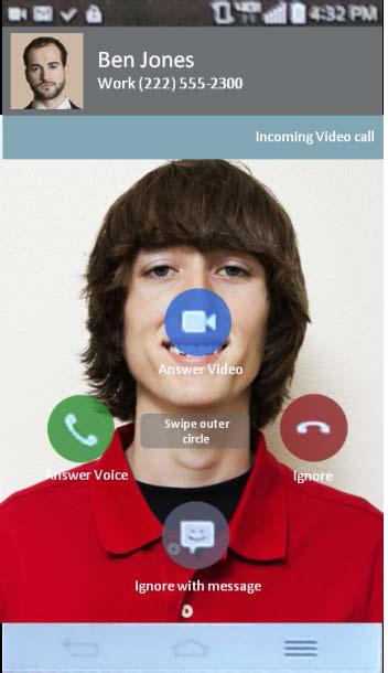 Video Calling 1