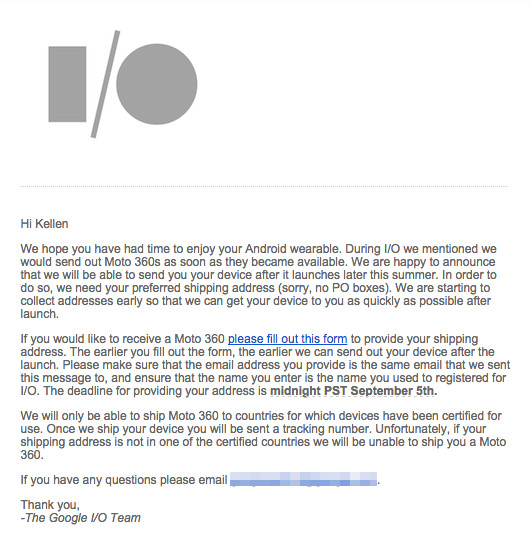 google io email moto 360