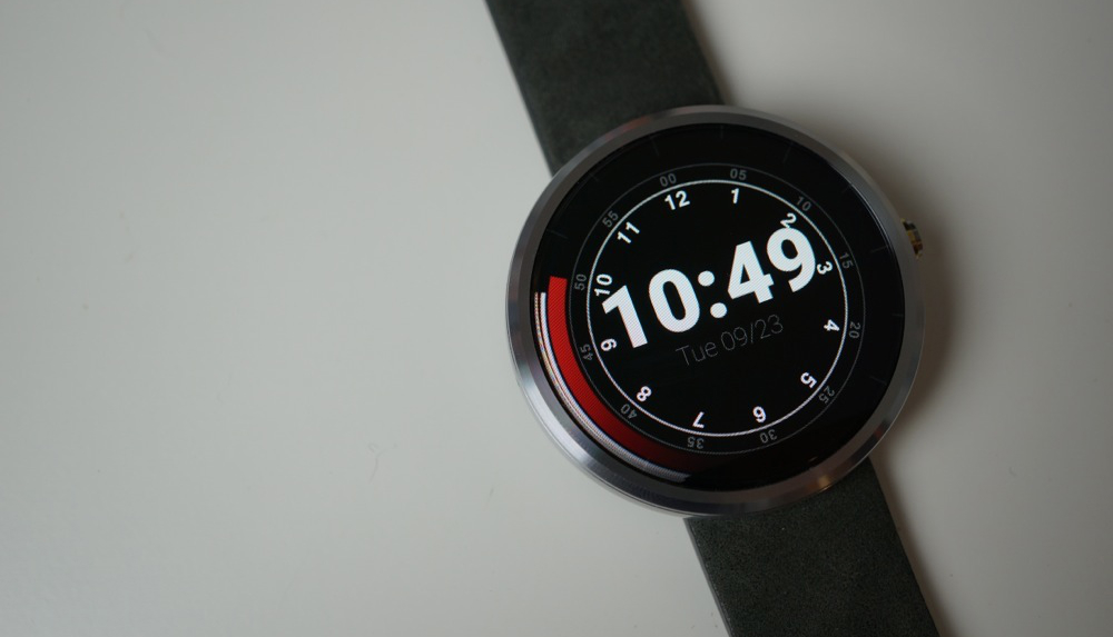 Android Wear Watch Faces - 3