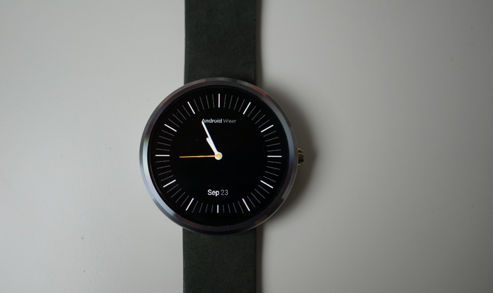 Android Wear Watch Faces - 4