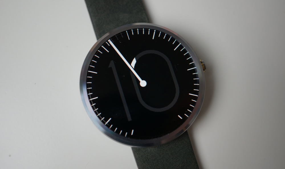Android Wear Watch Faces - 5