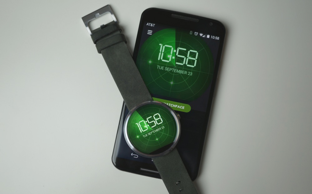Android Wear Watch Faces - 6
