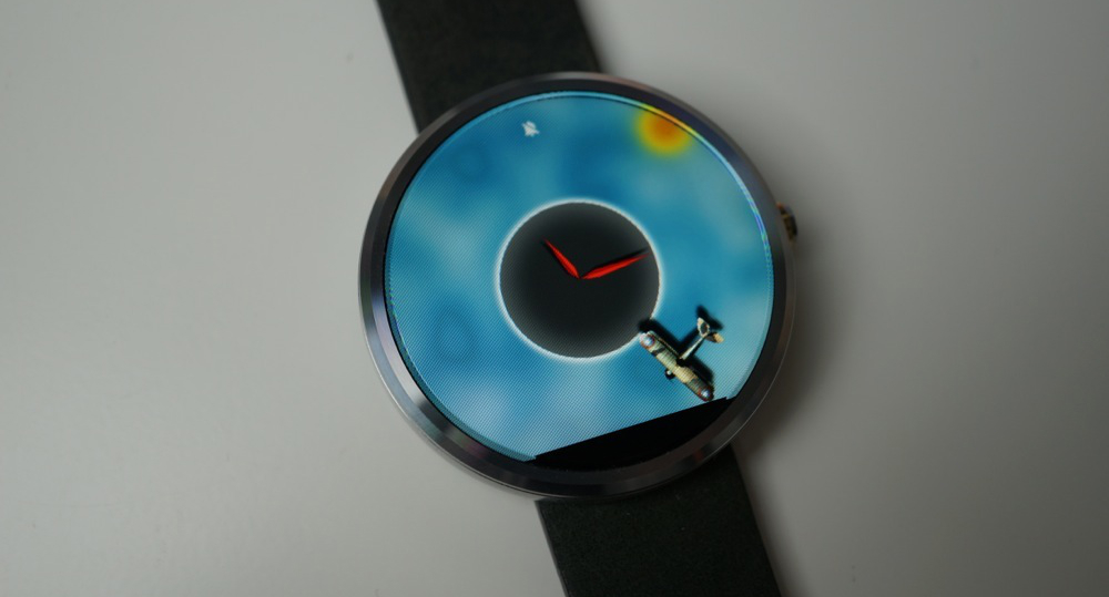 Android Wear Watch Faces - 8