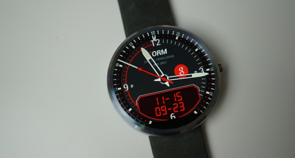 Android Wear Watch Faces - 9