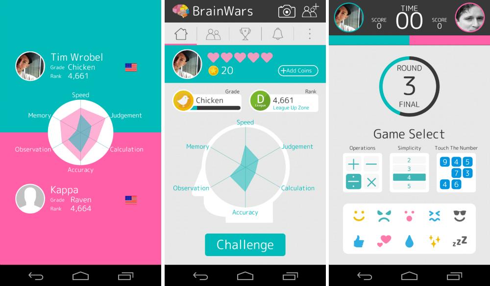 Brain Wars - 2