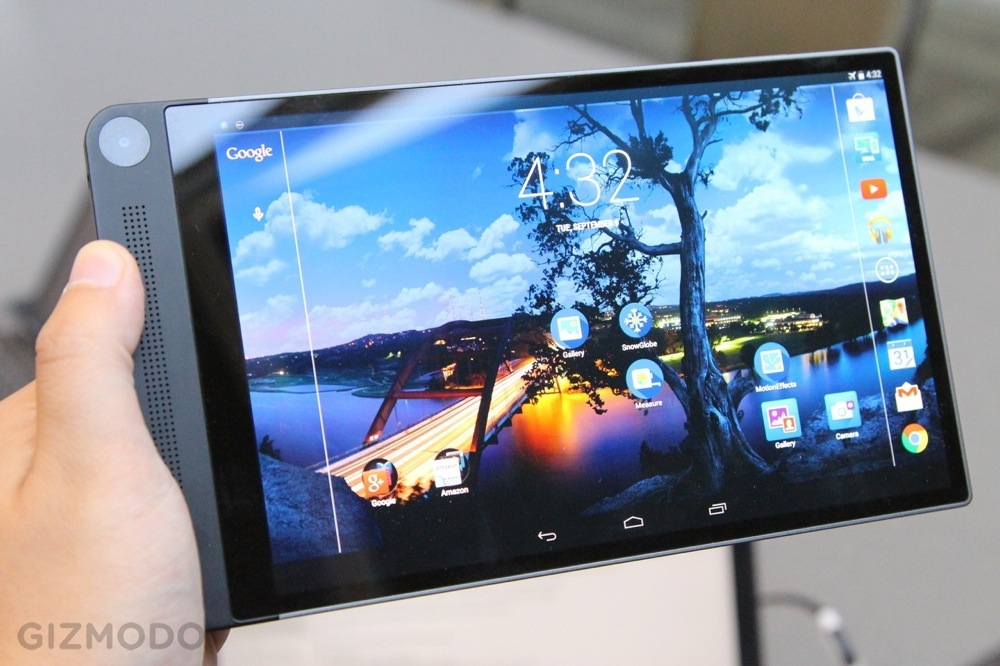 Dell tablet - 4