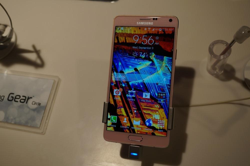 Galaxy Note 4 - 2