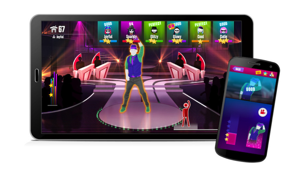 Just Dance Now Lands on Google Play, Time to Get Your Groove