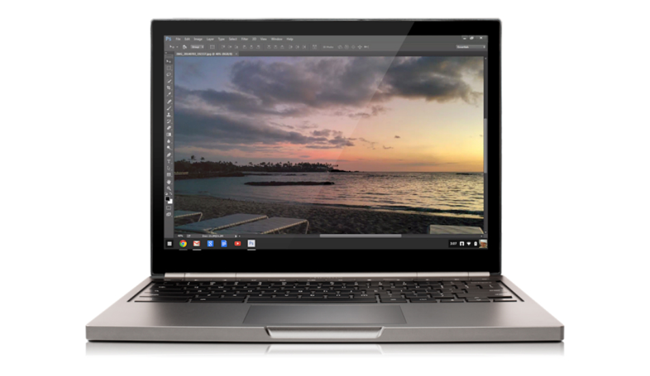 Photoshop Chromebook