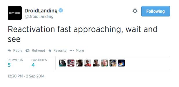 droidlanding