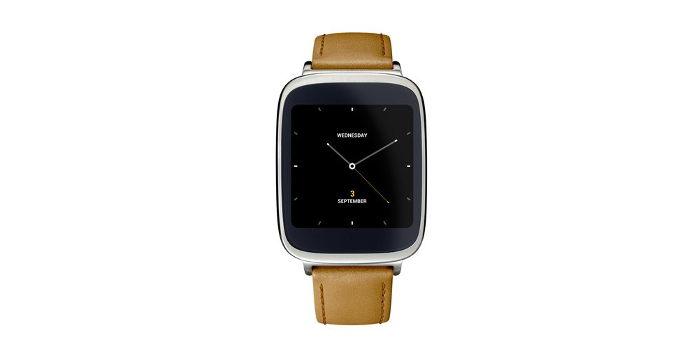 """Asus Announces the ZenWatch, Designed to """"Start With ..."""