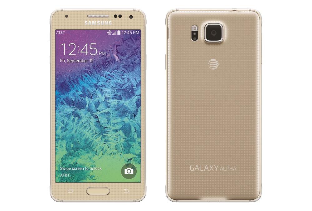 galaxy alpha gold att